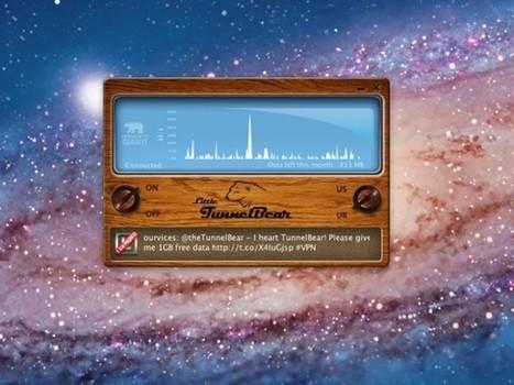 Configurer un VPN en un clic avec TunnelBear (Windows / Mac OS)   Time to Learn   Scoop.it