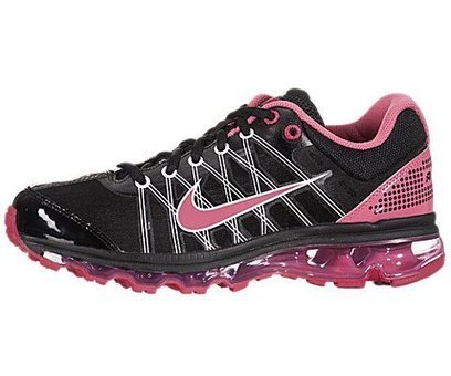 a41894aaf227 Nike Air Max 2009 (Kids) - Black   Spark-Light Voltage Cherry