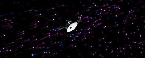 NASA Voyager 1 Encounters New Region in Deep Space | Science is Cool! | Scoop.it