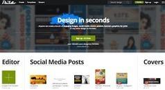 PixTeller - Herramienta para crear nuestros propios diseños e imágenes | Tools, Tech and education | Scoop.it