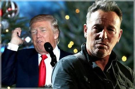 A majority of Americans, including Bruce Springsteen doubt Donald Trump can perform essential presidential duties - Salon | Bruce Springsteen | Scoop.it