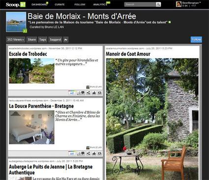 Retour sur une année de formations e-tourisme / tourisme 2.0 : la Bretagne (2011)   Baie de Morlaix - Monts d'Arrée   Actu tourisme Pays de Redon   Scoop.it