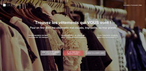 Cache Cache opte pour ClicknDress, solution de recommandation dédiée à la mode   L'Expérience Client vue par mc²i Groupe   Scoop.it