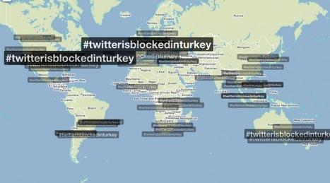 Are the World's Biggest Internet Companies Under the Turkish President's Thumb?   Peer2Politics   Scoop.it