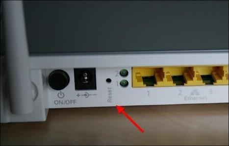Θέλω να μπω στο web interface του router, αλλά ξέχασα / έχασα το password | Computer4all-of-you | Scoop.it