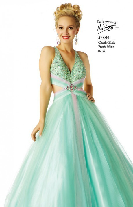 Robe bustier verte, robe verte bustier-MaisonRobe | Les Fashion robe de soirée 2013 | Scoop.it