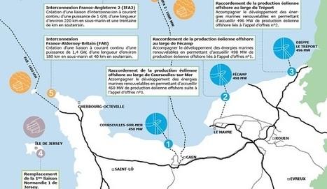 Energie Rte Investit En Normandie Pour 2 Mds