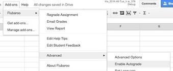 Using Flubaroo Autograde - Welcome to Flubaroo | Tablet opetuksessa | Scoop.it