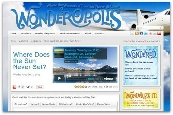 Wonderopolis, a content-based resource supporting Common Core standards | K-12 School Libraries | Scoop.it