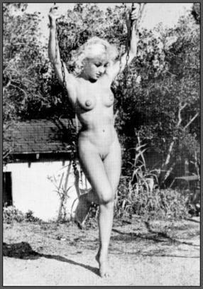 Me! Vintage shaved nudes excellent answer