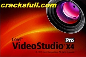 corel videostudio pro x4 activation code free download