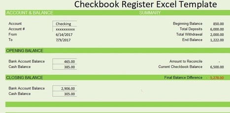 Bank Register Template Excel from img.scoop.it