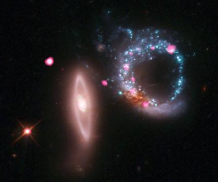 Giant ring of black holes | Good news from the Stars | Scoop.it