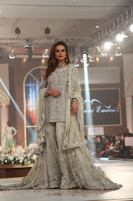 Rani Emaan Bridal Collection At Tbcw 2016 In New Fashion Trends Scoop It