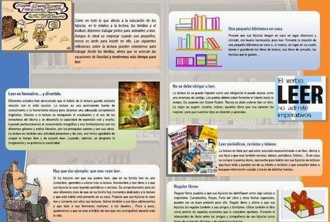 Animar a leer a nuestros hijos: orientaciones | #TuitOrienta | Scoop.it