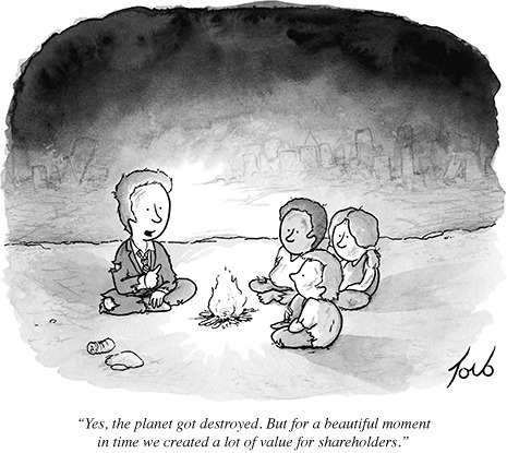 Open Thread Plus Cartoon Of The Week | Sustain Our Earth | Scoop.it