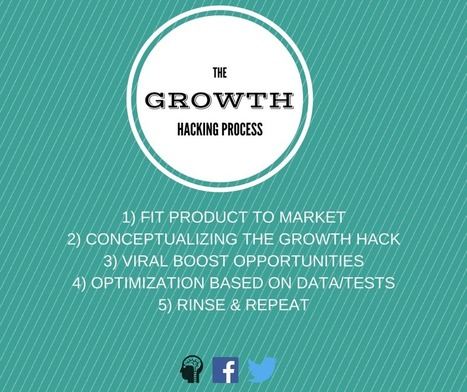 Growth Hacking 101: The Process & Techniques Used For Success | Residual Income Mastery | Scoop.it