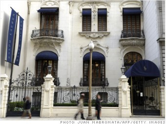 Luxury brands leave Argentina in droves - Fortune (blog) | Global Luxury | Scoop.it