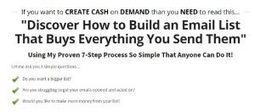 How To Build A List That Buys + 6 Hot Bonuses | Internet Marketing | Scoop.it