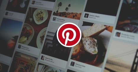 рейтинг социальных сетей  Pinterest