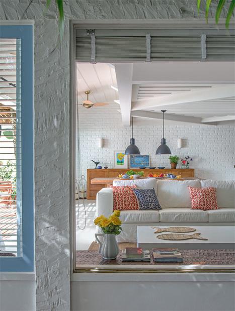 Une maison sur la plage au Brésil | | PLANETE DECO a homes worldPLANETE DECO a homes world | Céka décore | Scoop.it