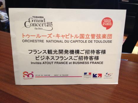 [Tourisme] L'OT de Toulouse et Invest in Toulouse en mission de promotion au Japon   Marketing, Digital, Stratégie, Consommation, Réseaux sociaux, Marques, ...   Scoop.it