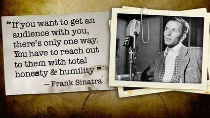 Presentation Zen: Communication lessons from Frank Sinatra, 1963 | Storytelling threads | Scoop.it