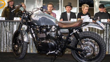 """Cafe Racer of the year"" diventa un Talent Show - OmniMoto.it | vintage motos | Scoop.it"