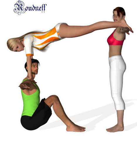 yoga 3 personas