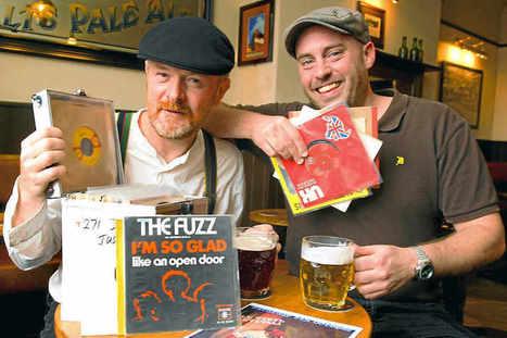 Scratch, crackle and pop records as vinyl sales soar « Shropshire Star | Onto Vinyl | Scoop.it