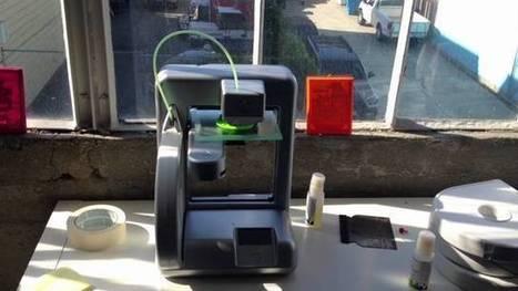 3D Systems, imprimir el mundo | Antonio Galvez | Scoop.it