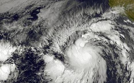 Hurricane Andres strengthens off Mexican coast | Cabo San Lucas | Scoop.it