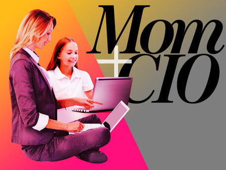 8 CIO moms share tales and tips from the IT trenches | Tech Moms | Scoop.it