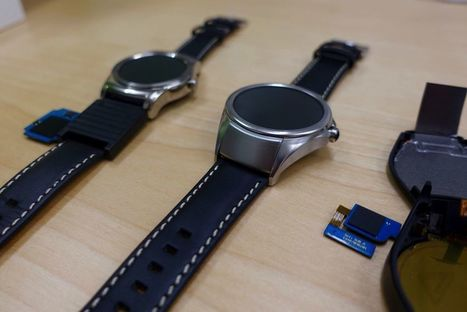 Google built a tiny radar system into a smartwatch for gesture controls | À l'agenda | Scoop.it
