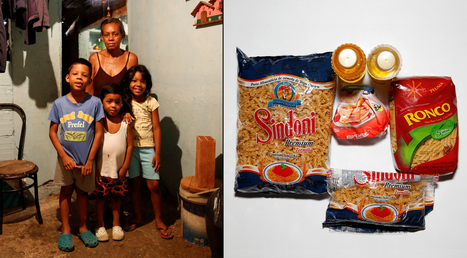 The Empty Cupboards of Venezuela's Families | World History - SHS | Scoop.it