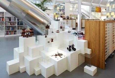 les locaux de LEGO au Danemark | The Black Pool | Scoop.it