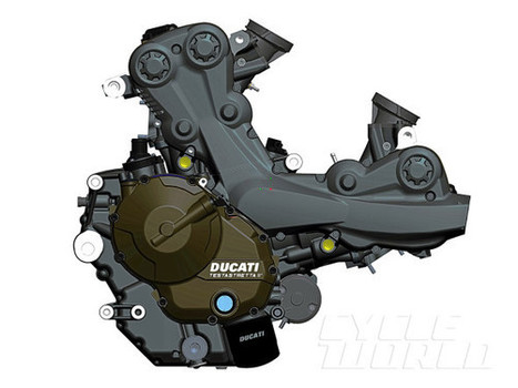 """TECHNICAL ANALYSIS: Ducati's 821 Testastretta Engine We've reached a crucial turning point for Ducati's """"old reliable."""" 