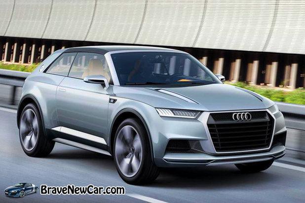 2016 Audi Q1 Hybrid Specs Design Release Date