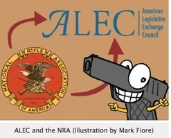Backgrounder: the History of the NRA/ALEC Gun Agenda | PR Watch | Time has Come to Disarm; Updating the Constitution in Context | Scoop.it