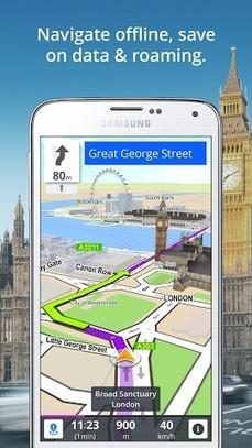 GPS Navigation & Maps Sygic 16 1 8 FULL APK