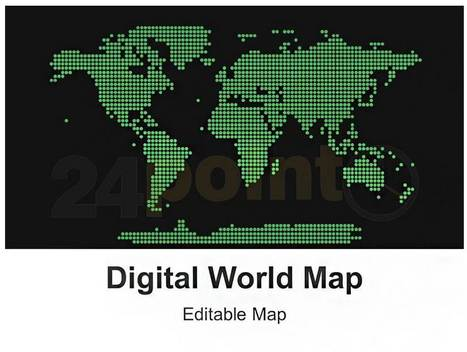 Using Editable PPT Maps in Your Presentations | Everything about Presentations | Scoop.it