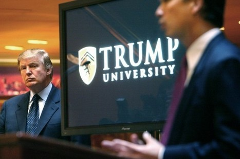 Lawyers File Motion to Delay Trump University Trial | LibertyE Global Renaissance | Scoop.it