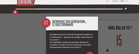 Génération Y, un grand questionnaire pour mieux comprendre | Time to Learn | Scoop.it