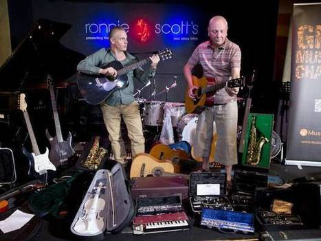 Ronnie Scott's Jazz Club: Punters get the chance to take the stage in epic show | JazzLife | Scoop.it