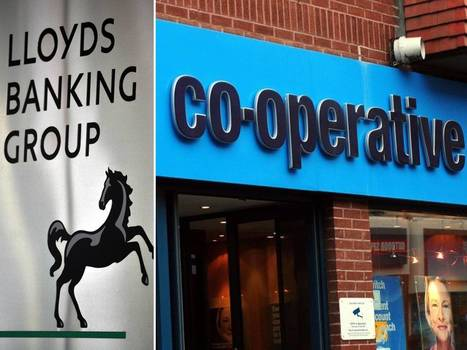 £750m sale of 632 Lloyds branches to Co-op collapses | Trade unions and social activism | Scoop.it