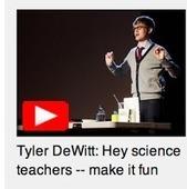 10 Good TED Talks from Inspiring Teachers ~ Edu... | Creative educational learning | Scoop.it