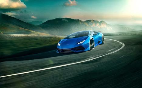 Lamborghini Huracan Hd Wallpapers Latest Hd W
