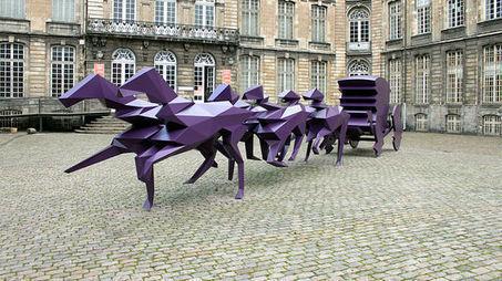 Biennale de Venise 2017: Xavier Veilhan représentera la France | Art contemporain et culture | Scoop.it
