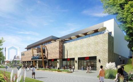 Obchodné centrum Forum Poprad otvorí v októbri + nové vizualizácie  9a87246f2b6