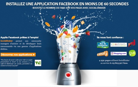 L'outil web du mois : Social Shaker ? | SocialWebBusiness | Scoop.it